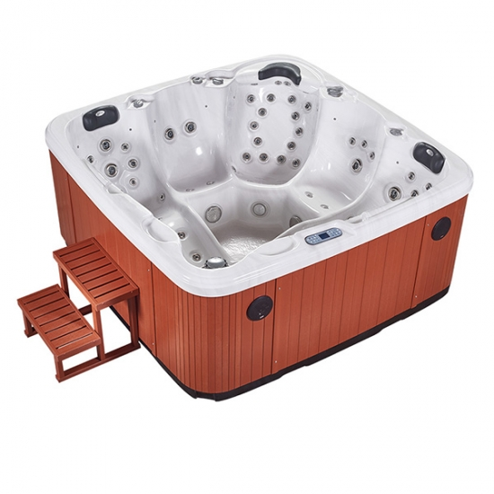 best selling eight person spa pool